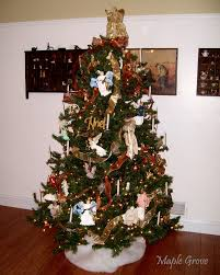 What Is The Best Christmas Tree by Maple Grove Christmas Decorating Series Part 3 The Angel Tree