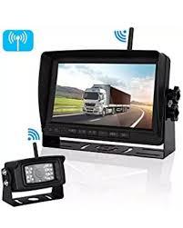 100 Rear Camera For Truck Digital Wireless Backup For RV Trailers Camper Caravan