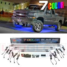LEDGlow 6pc 7 Color SMD LED Slimline Truck Underbody Underglow ... Moose852 Truck Big Blue 8in On37s Cold Air 4in Straight Pipe Turbo Lvadosierracom Led Underglow Exterior Page 3 Opt7 Aura Allcolor Trucksuv Lighting Kit W Remote Blue Suppliers And Manufacturers At The Worlds Newest Photos Of Underglow Flickr Hive Mind Commercial Decorative Fresh Truck Led Lights Amazoncom Red Premium 18pcs Car Interior Three Mode Trick Out Your Rc Ledglow Underbody Kits Golf Cart Underglow Light 8pcsset Rgb Rock Set With Bluetooth Controller Jeep