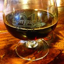 St Arnolds Pumpkinator 2017 by Celebrating 21 Years Of Saint Arnold Houston Beer Guide