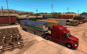 Longer Trailers In American Truck Simulator - ATS Mod / American ... American Truck Simulator Trucks Mod For Ats Profile Mods News All Scs Softwares Blog Heads Towards New Mexico Vehicles Wiki Fandom Simulators Map Size To Increase Pc Gamer Truck Simulator Black Screen Fix On Vimeo Review Polygon Review More Of The Same Great Game Volvo Vnl Powered By Wikia Oregon Steam Cd Key Mac And