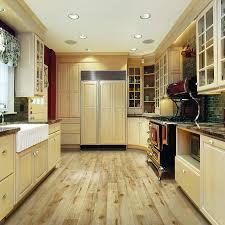 Shop Style Selections Plus 523 In W X 393 Ft L Rustic Honey Maple Diy FlooringLaminate