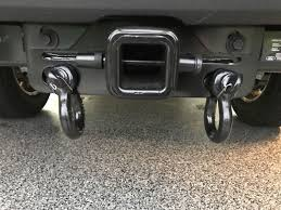 Those With Hitch Safety Chain Hook Issues - Ford Truck Enthusiasts ... Universal Tow Hitch Mount Bracket Dual Led Backup Reverse Search Curt Manufacturing Class 3 Trailer 13365 How To Build Receiver Bike Rack Diy Metal Fabrication Com Cover Nissan Titan Forum Tundra Bed Extender Vehicles Architect Age F150 Towing 101 The Basics To Safely Your Toys Drop Down For Lifted Trucks Best Truck Resource Works Hitches With Lighting Vestil Lift Kirbys Wiring Home Trailer Hitch Atv Carry Rack Archive Huntingbcca