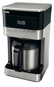 Braun KF7155BK BrewSense Thermal Drip Coffee Maker Best Price Review