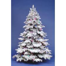 Flocked Artificial Christmas Trees Sale by Fake Christmas Trees Walmart Christmas Lights Decoration