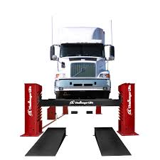 Challenger Offers Heavy-duty 4-post Truck Lifts In 40,000-60,000 Lb ... Challenger Offers Heavyduty 4post Truck Lifts In 4600 Lb 4 Post Lifts Forward Lift 2 Pse 15000 Oh Overhead Automotive Car Truck Tail Palfinger A Manitou Forklift A Tree Trunk At Sawmill Stock Photo 2008 Ford F350 With 14inch The Beast Suspension Kits Leveling Tcs Equipment Vehicle Supplier Totalkare 500 Elliott L60r Truckmounted Aerial Platform For Sale Or Yellow Fork Orange Pupmkin Illustration Rotary World S Most Trusted