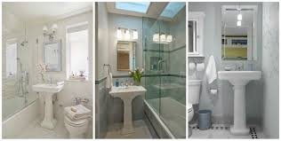 pedestal sinks for small bathrooms outside fireplace designs