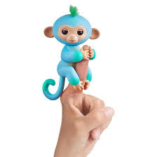 Wow Wee Fingerlings Baby Monkey Charlie