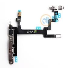 5 Power Volume Mute Flex Cable Full Assembly