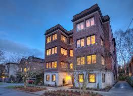 100 Seattle Penthouses VINTAGE PENTHOUSE IN SEATTLE Washington Luxury Homes