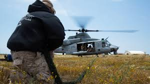 I Mef Dts Help Desk by Helicopter Suspension Technique Masters Teach Marines