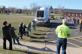 Cement Truck Tug-of-war At Math & Science Night (photos) | The ...