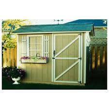 home hardware 6 x 8 huron storage shed