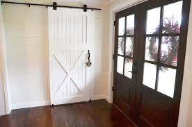 How To Build A Barn Door - Beneath My Heart Bypass Sliding Barn Door Frosted Glass Panel Doors Sliding Barn Door Interior Installation Photos Of Custom Hdware Hex Bar By Basin How To Install A Simple Step Tutorial Youtube Itructions Modern Home Installing Doors For Novalinea Bagni Tips Ideas Interesting Pocket For Your Austin Build And Install A Video Diy Flat Track Axel Krownlab Lowes Bathrooms Design Bathroom Creative And Diy