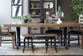 Flatbush Trestle Dining Table By Samuel Lawrence Furniture