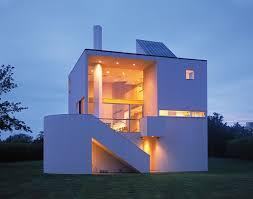 100 Charles Gwathmey Residence And Studio Amagansett New York