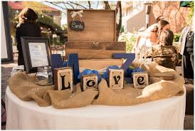 Gift Table Succulent Plant Wedding