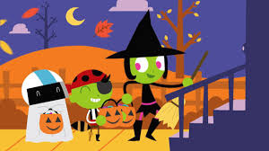 Cliffords Halloween by Halloween Comes To Pbs Kids With New Programming Games And