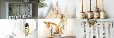 View Larger Image 25 Impressive DIY Jewelry Storage Display Ideas