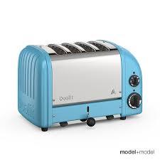 Dualit Original Toaster 3d Model Max Obj Fbx Mat 2