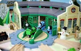 Thomas The Train Tidmouth Shed Instructions by The Play Trains Guide To The Best Wooden Train Sets 2017