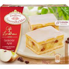 coppenrath wiese cafe landhaus gedeckter apfel blechkuchen