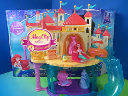 Disney Little Mermaid Bathroom Accessories by Magiclip Ariel Castle And Undersea Set The Little Mermaid Little
