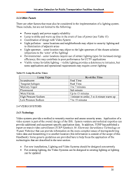 Sodium Vapor Lamp Pdf by Chapter 3 Applicable Technologies Intrusion Detection For