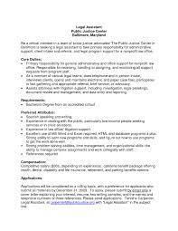 Sample Resume Cover Letter Administrative Position Best For Inspirationa
