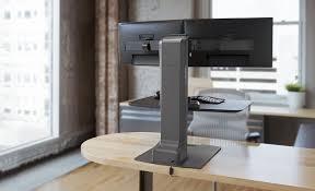 Humanscale Float Standing Desk by Winston E Desktop Riser Review
