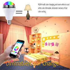 High Ceiling Light Bulb Changer Amazon by Autai Led Light Bulb With Smart Bluetooth Speaker And App Control