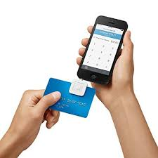 Amazon Square Credit Card Reader for iPhone iPad and Android