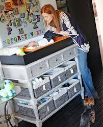 Baby Changer Dresser Unit by Best 25 Changing Table Storage Ideas On Pinterest Diaper