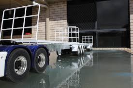 100 Remote Control Semi Truck With Trailer 114 Scale Australian B Double RTR Made AussieRC