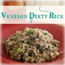 Sofa King Juicy Burger by Venison Dirty Rice My Wild Kitchen Your Destination For Wild