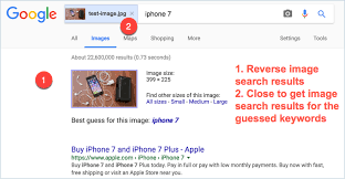 How to Use Reverse Image Search in Google  WebNots
