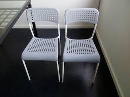 ikea stuhl weiß stapelstuhl küchenstuhl esszimmerstuhl