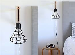 ikea wall sconce for room lighting idea modern