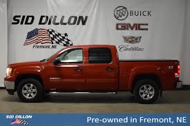 Pre-Owned 2010 GMC Sierra 1500 SLE Crew Cab In Fremont #2U15507 ...