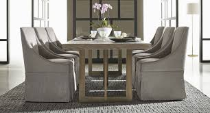 Modern Jamison Dining Set Charcoal W Quartz Towsend Chairs