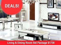 Dining Room Deals Living Table Sets Costco