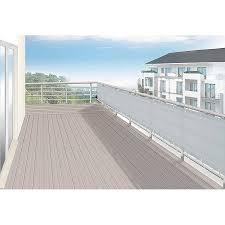 balkon sichtschutz grau fantastisch balkonsichtschutz