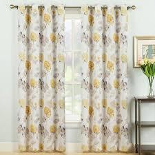 Boscovs Window Curtains by Laura Ashley Geranium Print Grommet Panel Boscov U0027s