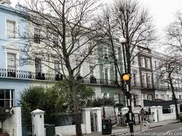 100 Notting Hill Houses Bayswater And Past Present And Future Whitehouse