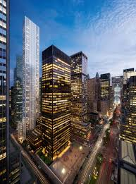 100 William Georgis Architect 63Story 94Unit Residential Tower Tops Out At 100 East 53rd Street