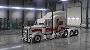 100 Patriot Truck PETERBILT 389 V112 PATRIOT SKIN MOD ATS Mod American