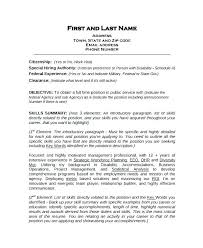 Resume Synopsis Example Fresh Wording Samples Summary Examples For College Students