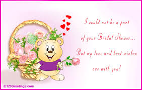 Bridal Shower Qoutes by Bridal Shower Best Wishes From Couples Images Quotes Messages