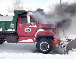 100 Used Snow Plow Trucks For Sale Manson Plow Truck Burns Sunday News Sports Jobs Messenger News