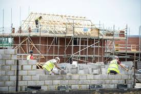 House Building by New House Building Not Keeping Pace With Demand In East Of